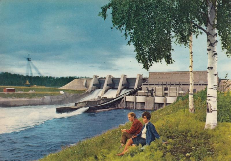laxede kraftstation luleälv
